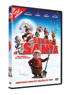 Salvandu-l pe Mos Craciun / Saving Santa - DVD