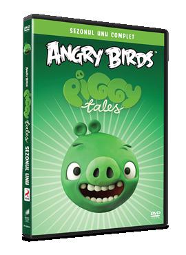 Piggy Tales: Sezonul 1 complet - DVD