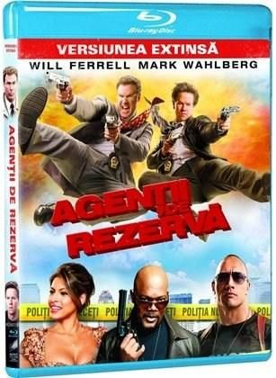 Agentii de rezerva /  The Other Guys - BLU-RAY