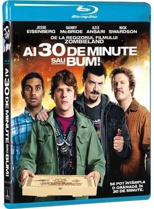 Ai 30 de minute sau bum! / 30 Minutes of Less - BLU-RAY