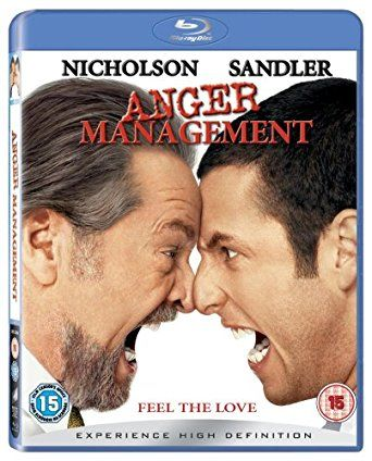 Al naibii tratament! / Anger Management - BLU-RAY
