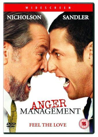 Al naibii tratament! / Anger Management - DVD