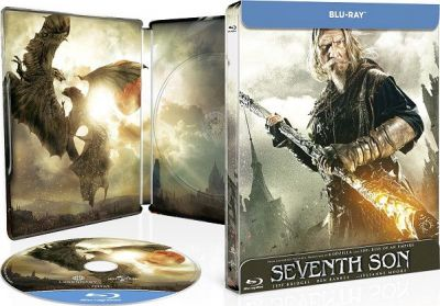 Al Saptelea Fiu / Seventh Son - BLU-RAY (Steelbook editie limitata)