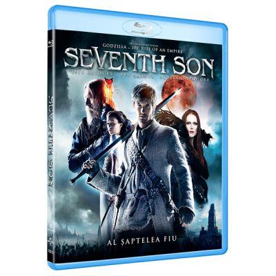 Al Saptelea Fiu / Seventh Son - BLU-RAY