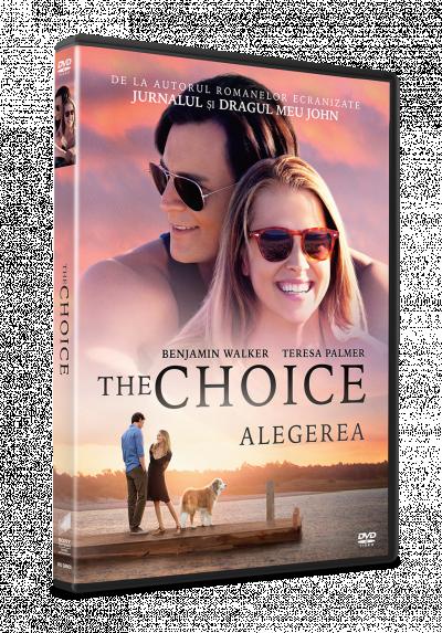 Alegerea / The Choice - DVD