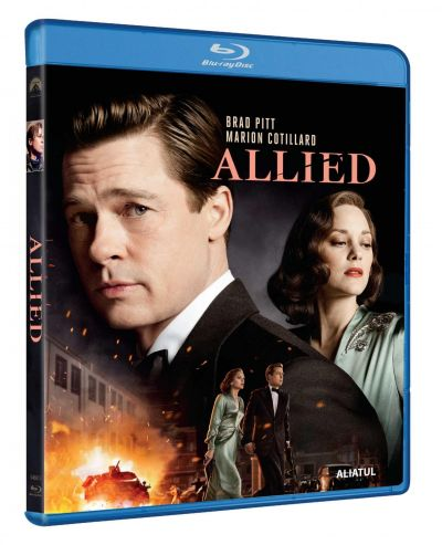 Aliatul / Allied - BLU-RAY