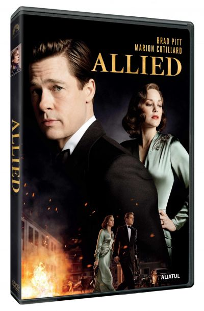 Aliatul / Allied - DVD