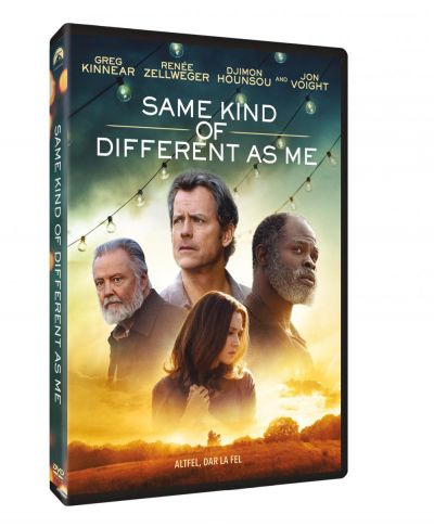 Altfel, dar la fel / Same Kind of Different as Me - DVD