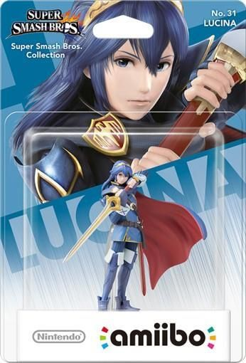 AMIIBO LUCINA NO. 31 (SUPER SMASH)