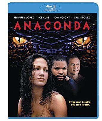 Anaconda - BLU-RAY