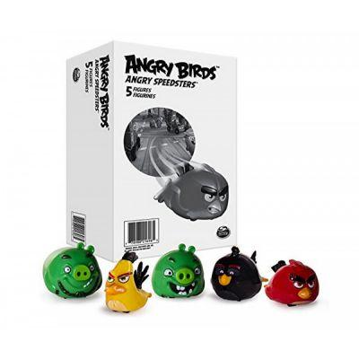 Angry Birds: Angry Speedsters (set de 5 figurine)