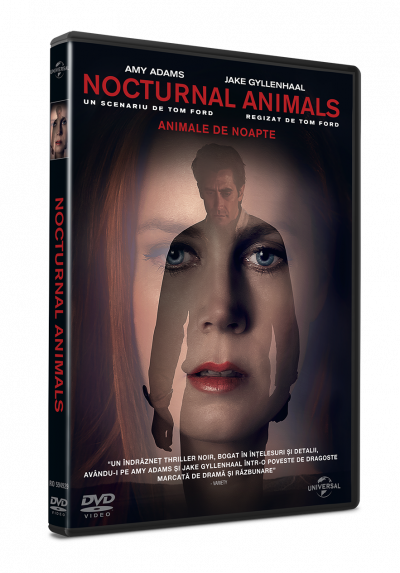 Animale de noapte / Nocturnal Animals - DVD