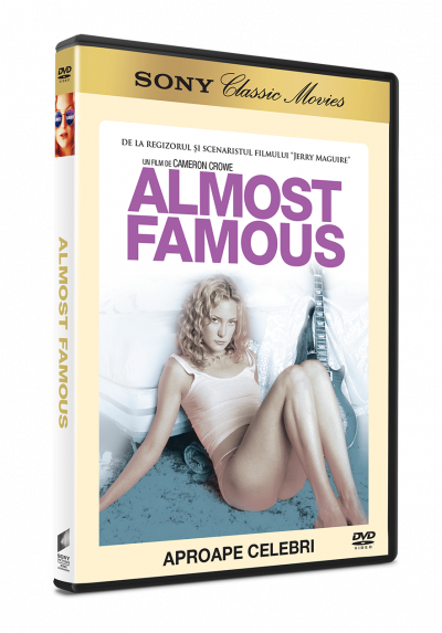 Aproape celebri / Almost Famous - DVD