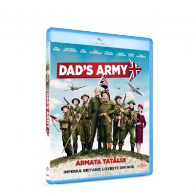 Armata Tatalui / Dad's Army - BLU-RAY