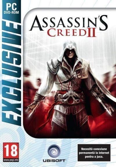 ASSASSINS CREED 2 EXCLUSIVE - PC