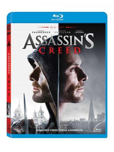 Assassin's Creed: Codul asasinului - BLU-RAY