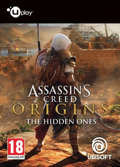 ASSASSINS CREED ORIGINS THE HIDDEN ONES - DLC 1 (UPLAY CODE)
