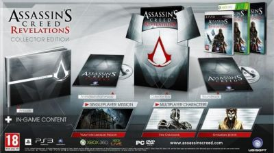 ASSASSINS CREED REVELATIONS LIMITED EDITION - XBOX360