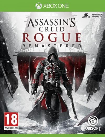 ASSASSINS CREED ROGUE REMASTERED - XBOX ONE