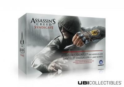ASSASSINS CREED SYNDICATE HIDDEN BLADE