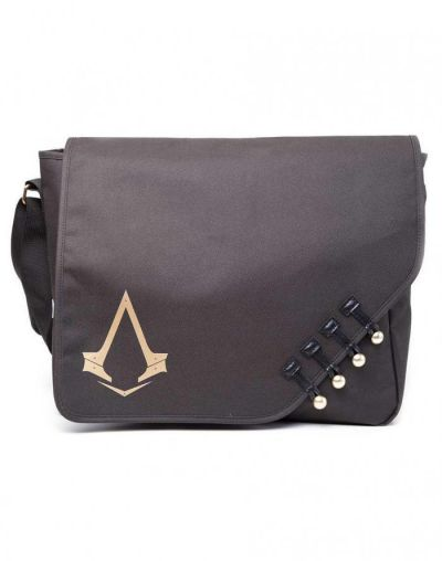 ASSASSINS CREED SYNDICATE MESSENGER BAG