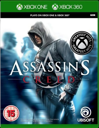 ASSASSINS CREED – XBOX360 (XBOX ONE COMPATIBLE)