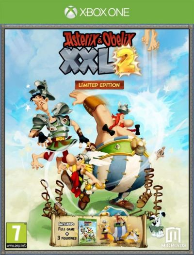 ASTERIX & OBELIX XXL2 MISSION LAS VEGUM LIMITED EDITION - XBOX ONE