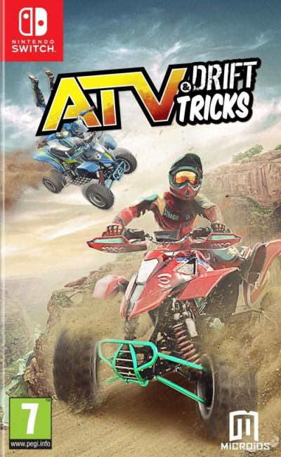 ATV DRIFT & TRICKS - SW