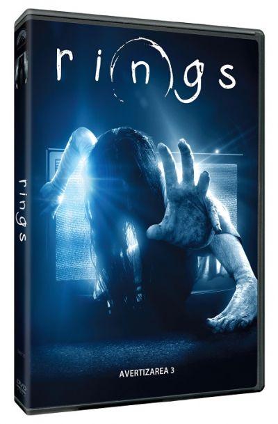 Avertizarea 3 / Rings - DVD