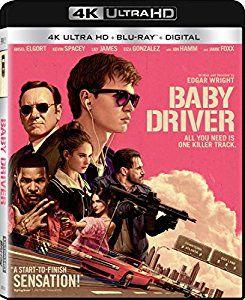 Baby Driver - BD 2 discuri (4K Ultra HD + Blu-ray)
