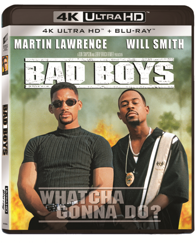 Baieti rai  / Bad Boys - UHD 2 discuri (4K Ultra HD + Blu-ray)