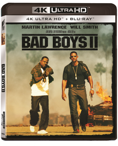 Baieti rai II / Bad Boys II - UHD 2 discuri (4K Ultra HD + Blu-ray)