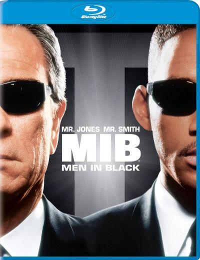 Barbati in negru 1  / Men in Black - BLU-RAY