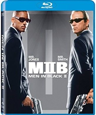 Barbati in negru 2  / Men in Black 2 - BLU-RAY