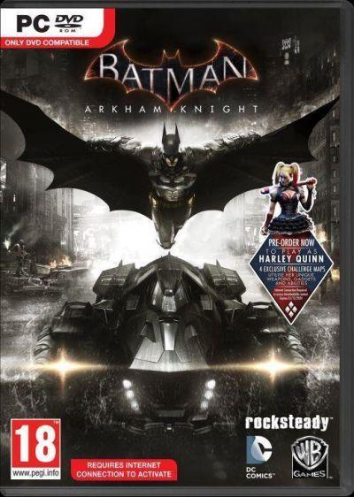 BATMAN ARKHAM KNIGHT - PC