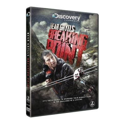 Bear Grylls: Dincolo de limite / Bear Grylls: Breaking Point - (2 DVD)