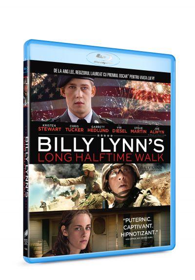 Billy Lynn: Drumul unui erou / Billy Lynn's Long Halftime Walk - BLU-RAY