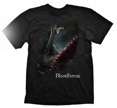 BLOODBORNE A HUNTERS BLOODY TOOL TSHIRT L