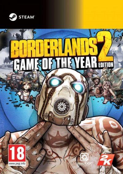 BORDERLANDS 2 GOTY - PC (STEAM CODE)