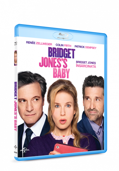 Bridget Jones insarcinata / Bridget Jones's Baby - BLU-RAY