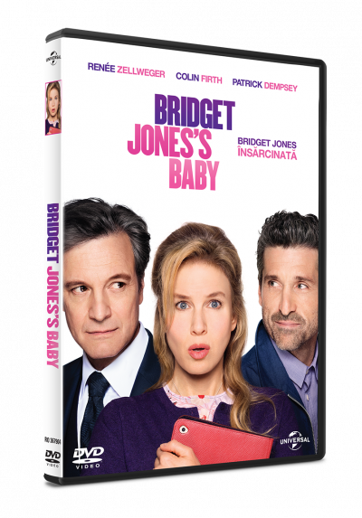 Bridget Jones insarcinata / Bridget Jones's Baby - DVD