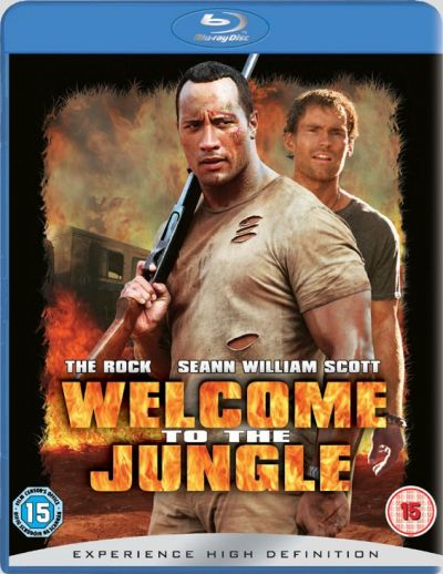 Bun venit in Jungla! / Welcome to the Jungle (The Rundown) - BLU-RAY