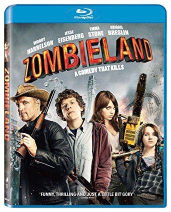 Bun venit in Zombieland / Zombieland - BLU-RAY