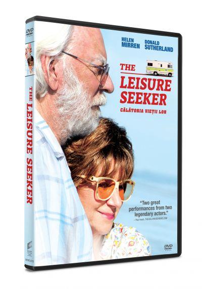 Calatoria vietii lor / The Leisure Seeker - DVD