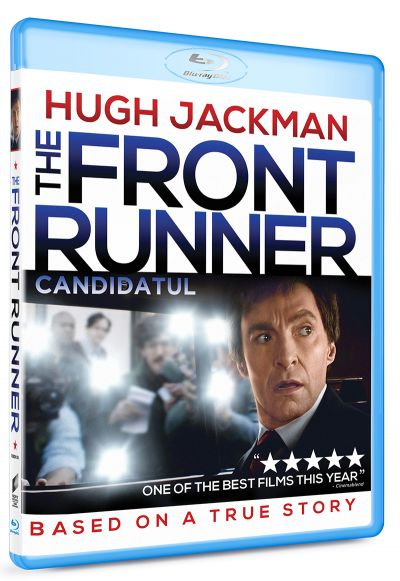 Candidatul / The Front Runner - BLU-RAY