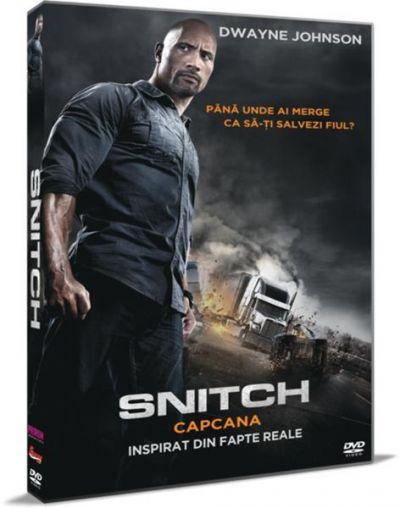 Capcana / Snitch - DVD