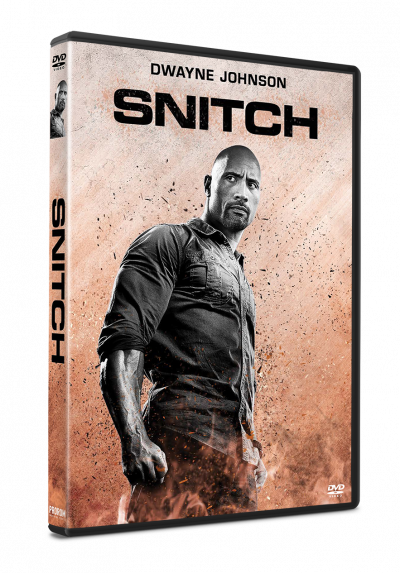 Capcana / Snitch (Character Cover Collection) - DVD