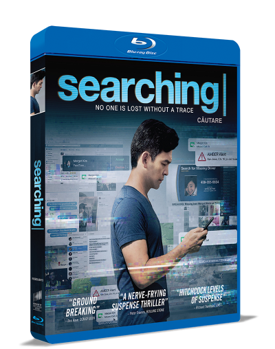 Cautare / Searching - BLU-RAY
