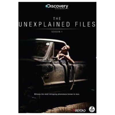 Cazuri neelucidate / The Unexplained Files - Sezonul 1 (2 DVD)
