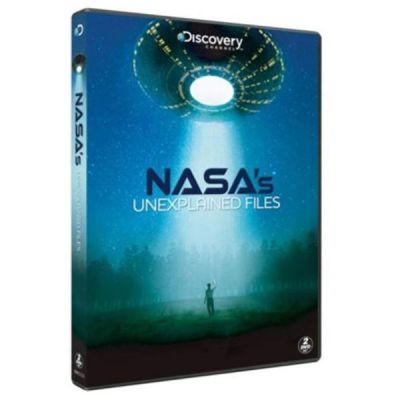 Cazurile neelucidate ale NASEI / NASA Unexplained Files - Sezonul 1 (2 DVD)